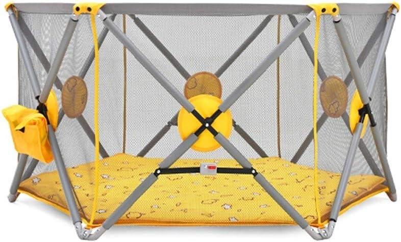 SSG Home Barandilla de Cama Familia de Juegos for niños Cubierta Plegable Valla Anti-caída Cerca del bafle bebé Anti-caída Cerca del Arrastre del niño