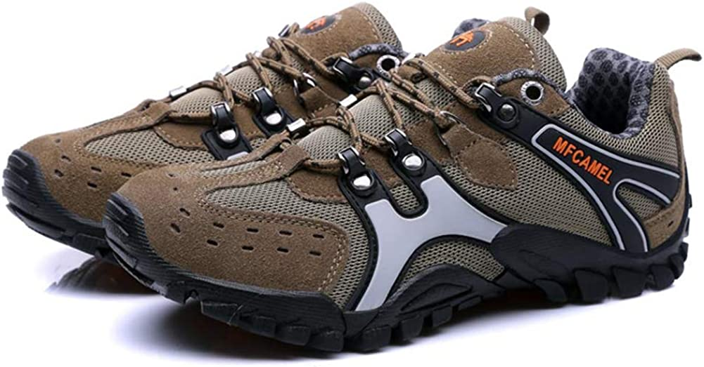 Homme Chaussures de Randonn/ée Chaussures de Trail Running Sport Respirant L/éger Trekking et Promenades