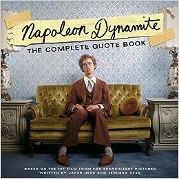 'Napoleon Dynamite': The Complete Quote Book
