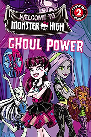 book cover of Ghoul Power