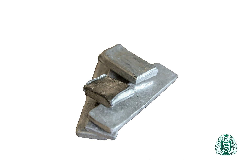 in 99.95 Indium Metal 99.95/% Pure 3N5 Bars 1-480gr 0.05-10 oz