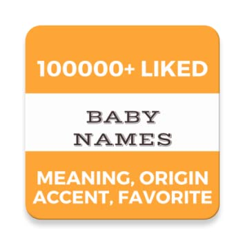 Amazon com: BabyNames Boy and Girl name Meaning: Appstore