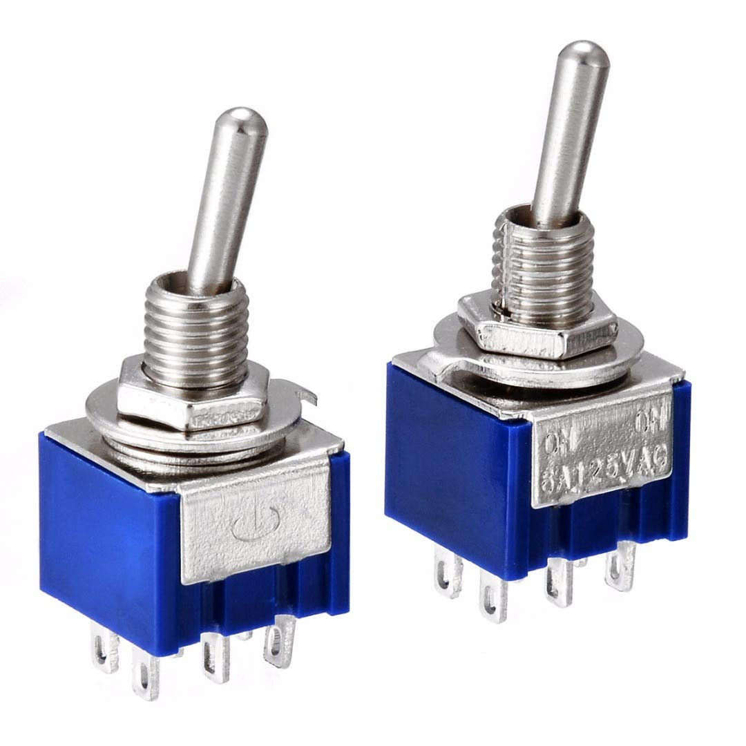 Lannmart Switch Mini Toggle Switches