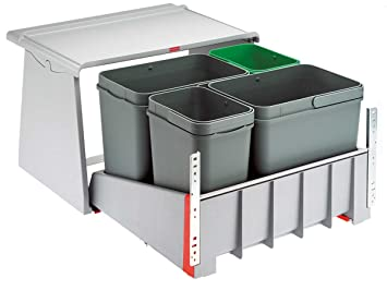 Franke Sorter 700-60 KickMatic - 121.0173.362 Einbau Abfallsammler ...