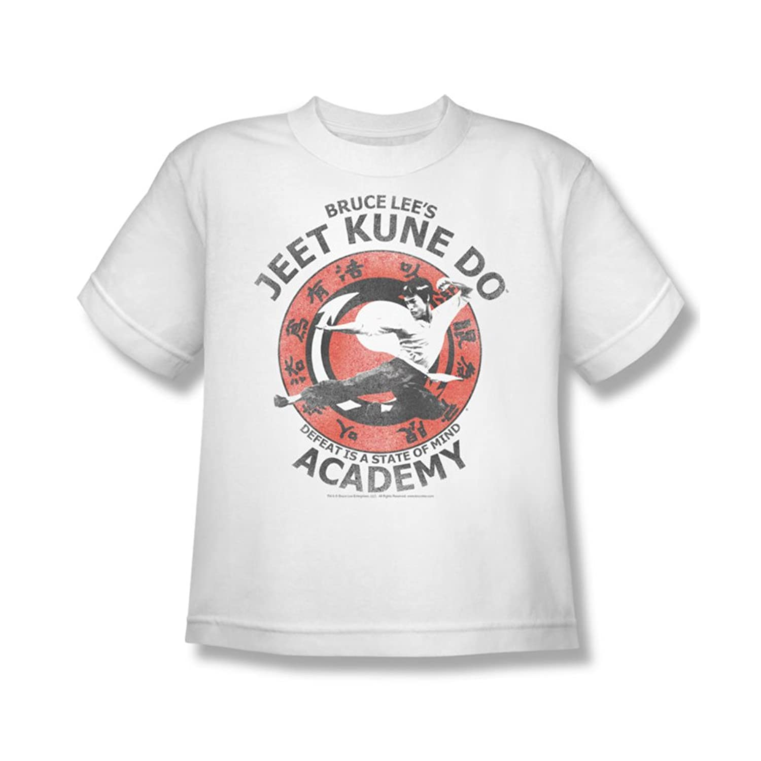Bruce Lee - Jeet Kune Do Youth T-Shirt In White