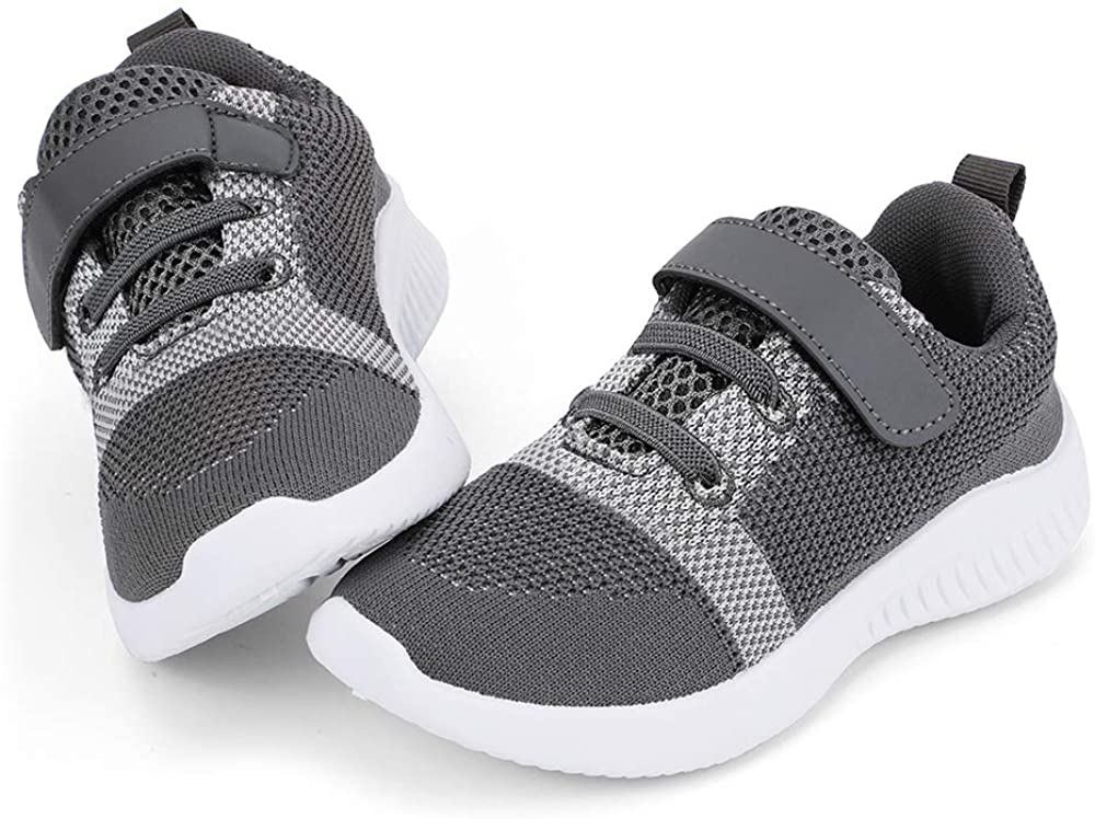 Kids Sneakers Boys Girls Sport Mesh Running Shoes Summer Breathable Outdoor Size