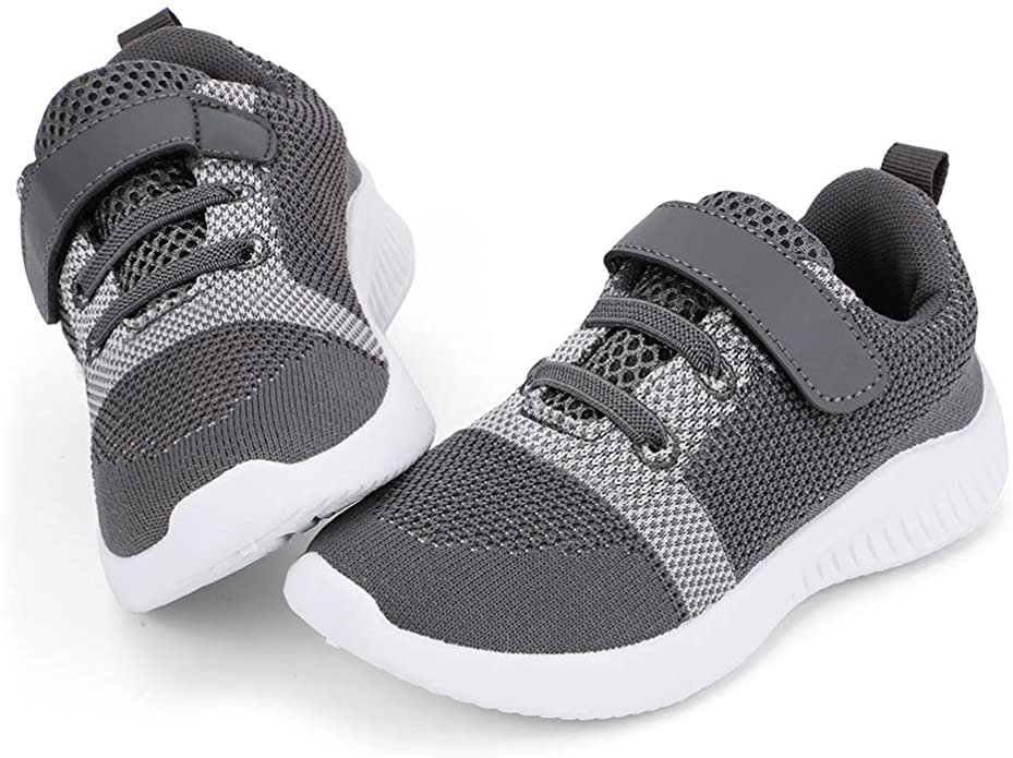 Details about  /Kids Girls Gym Mesh Breathable Trainers Child Running Sneakers Boys Sports Shoes