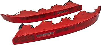 Rear Bumper Reverse Lights Fog Lights Reflectors PAIR OEM AUDI Q7 2007