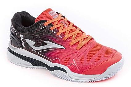 Joma Tennis Shoes Road Woman J_SLALW 907 Pink Fashion Scarpe ...