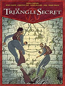 le triangle secret tome 6 la parole perdue