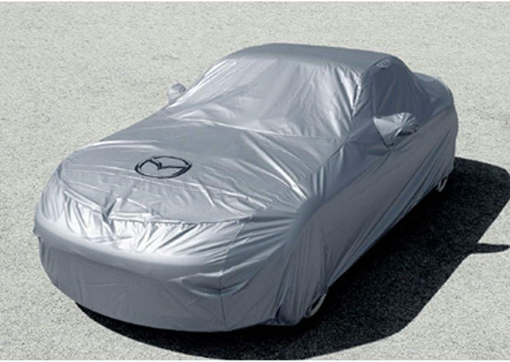 Mazda Original Mx 5 2005 2015 Allwetter Outdoor Fahrzeugabdeckung Logo Auto