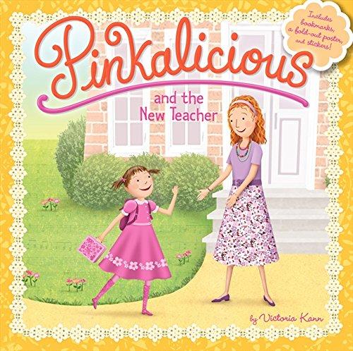 Beginning Teachers Book - Pinkalicious and the New Teacher