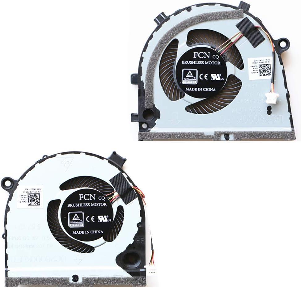 CPU fan Dell Ins G3-3579 CN-0TJHF2 CN-0GWMFV dc28000kuf0