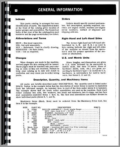 Read Online Case W14 Wheel Loader Parts Manual ebook
