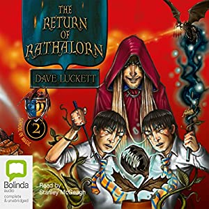 The Return of Rathalorn Hörbuch