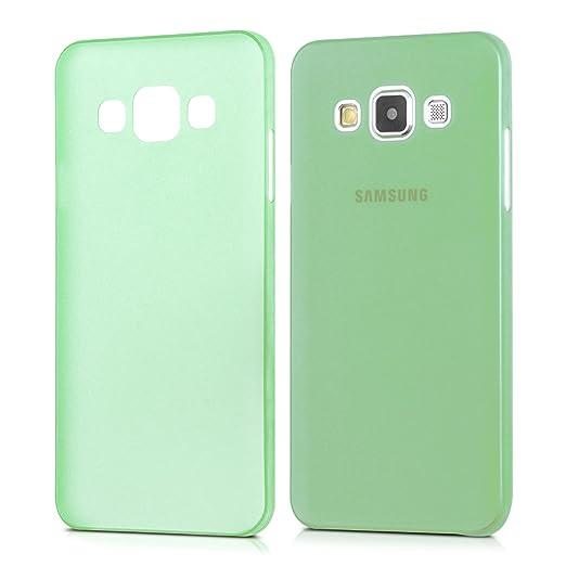 60 opinioni per kwmobile Cover per Samsung Galaxy A5 (2015)- Custodia trasparente per cellulare-