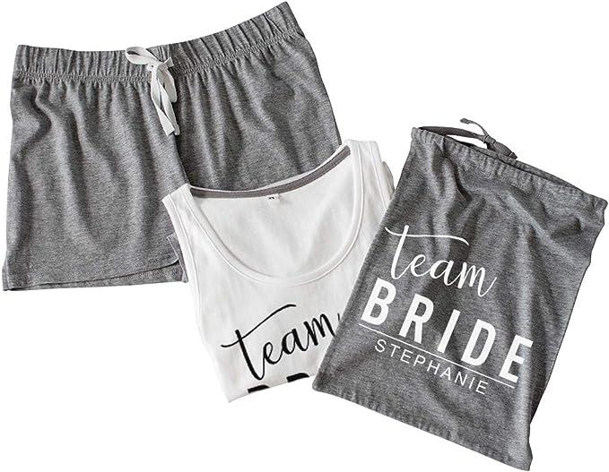 HP4 Team Bride Pijama - Gris jaspeado - Sin bolsa - XS ...