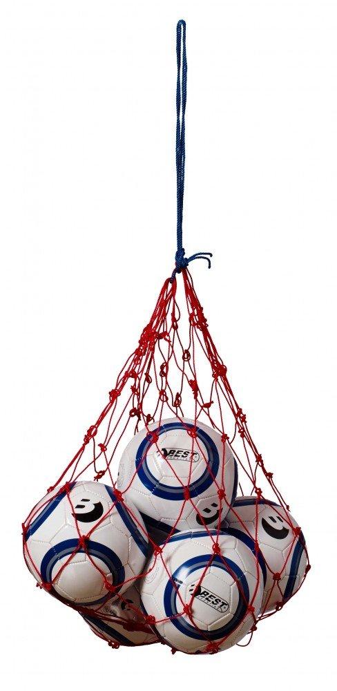 Best Red para 6 Bolas, Azules, para 6 balones de Talla 5: Amazon ...