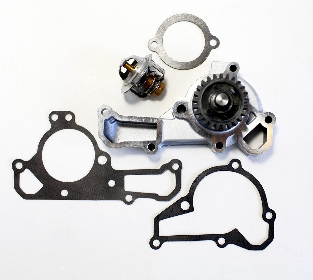 John Deere Gator Cooling System Replacement Kit W Water Kawasaki Fd620 Wiring Diagram Pump Thermostat Gaskets Automotive