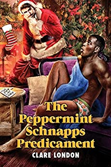 The Peppermint Schnapps Predicament (2017 Advent Calendar - Stocking Stuffers) by [London, Clare]