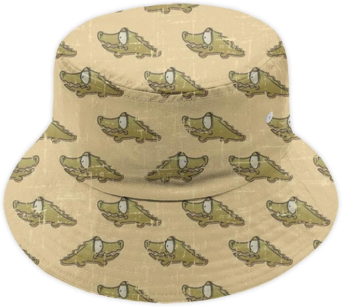 Women Men Bucket Hat...