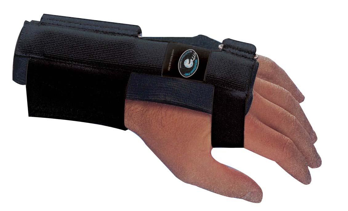 IMAK RSI WrisTimer PM, Night Wrist Splint for Carpal Tunnel, Universal Size