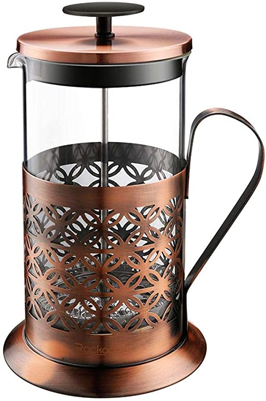Cafetera French Press Tea Maker Percolator Filter Press Cafetera ...