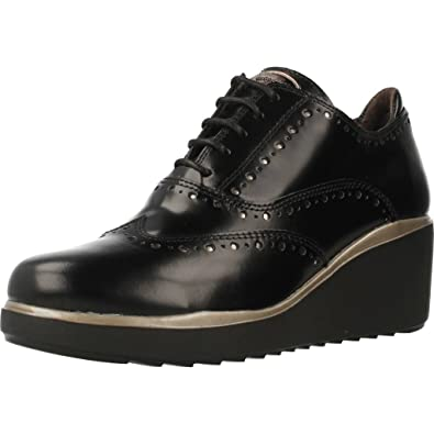 Derbys, color Noir , marca STONEFLY, modelo Derbys STONEFLY ECLIPSE 1 Noir