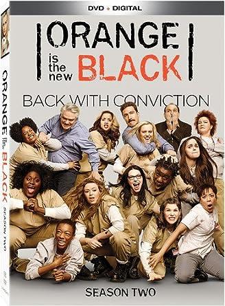 New black is orange season 2