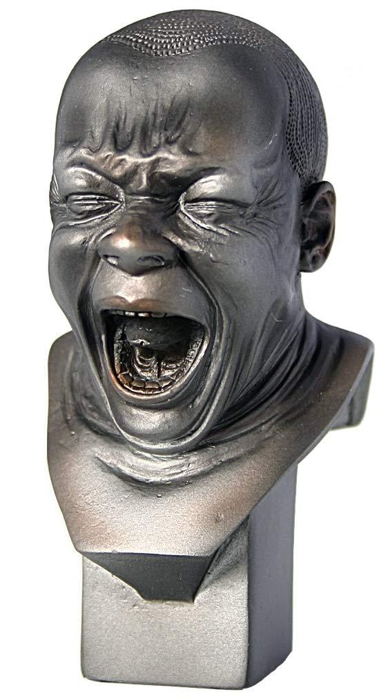 Pocket Art - Museo Miniature scultura Replica - lo sbadiglio - di Franz Xaver Messerschmidt Parastone