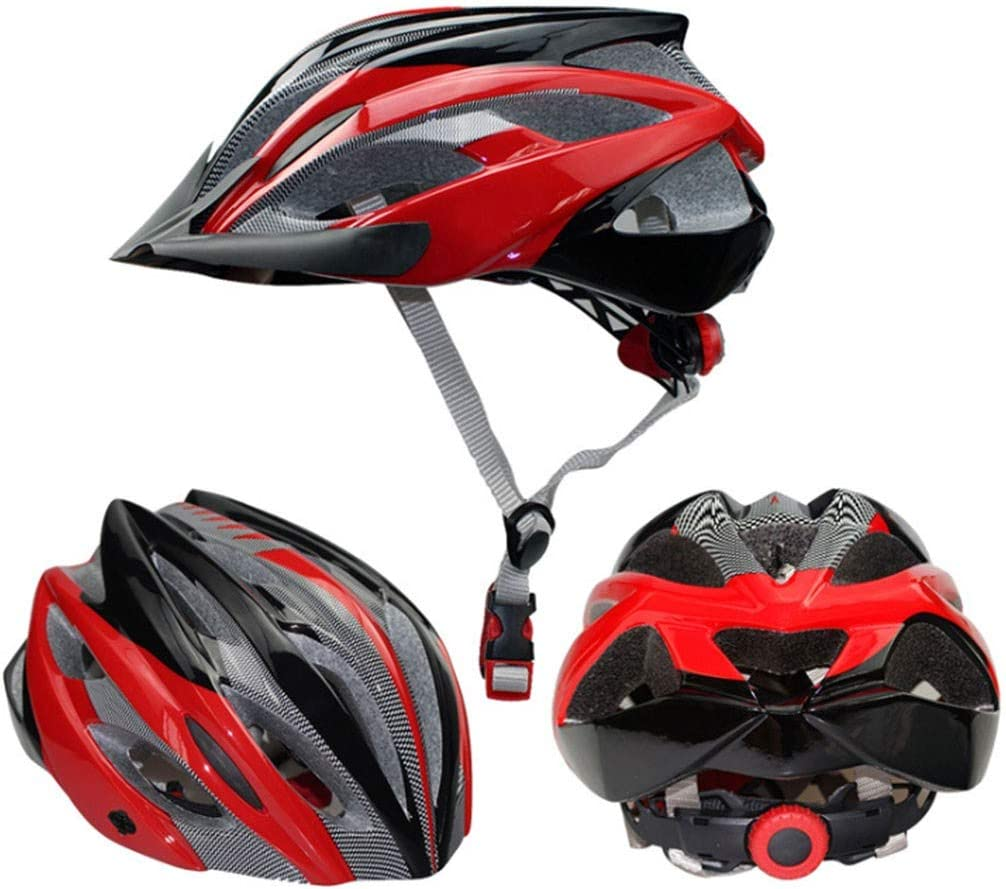 GXRck Casco De Bicicleta Road MTB Triatlón Integral Time-Trial ...