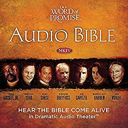 (13) 2 Chronicles, The Word of Promise Audio Bible: NKJV