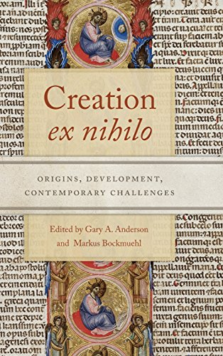 Creation  Ex Nihilo   Origins  Development  Contemporary Challenges