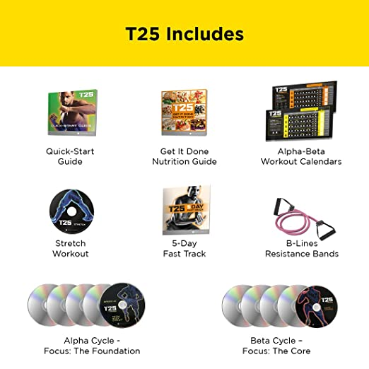 focus t25 workout download free