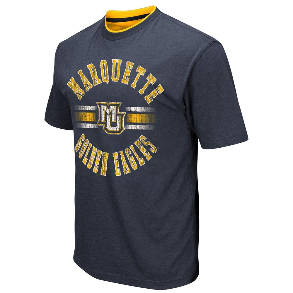 メンズNCAA Marquette Golden Eagles半袖Tシャツチームカラー Medium  B01MZD9WSK