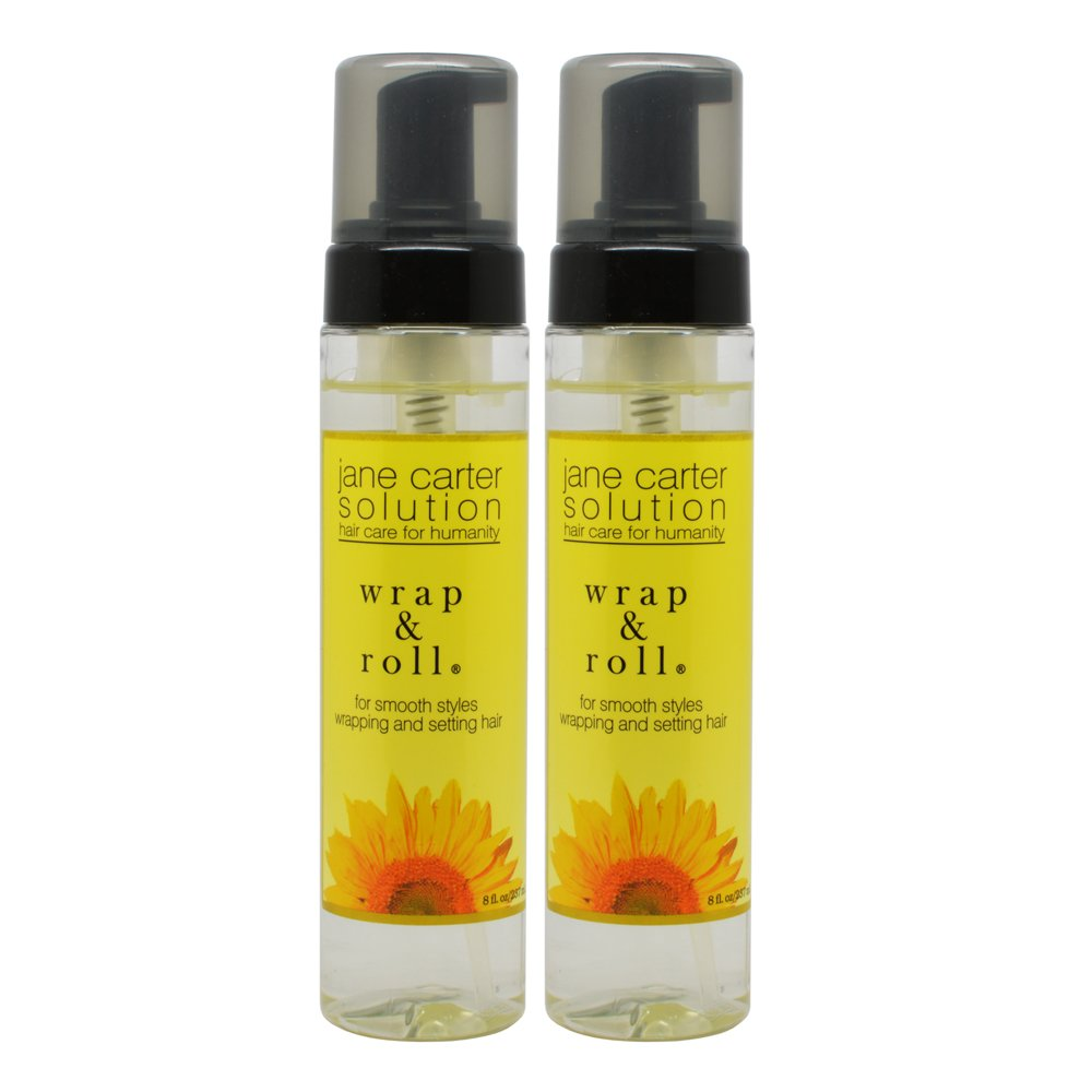 """Jane Carter Wrap & Roll 8oz""""Pack of 2"""""""