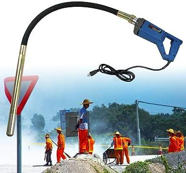 3//4 HP Concrete Vibrator Heavy Duty  13000 VPM Remove Air Bubbles /& Level
