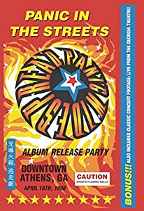 Widespread Panic - Panic in the Streets [VHS]