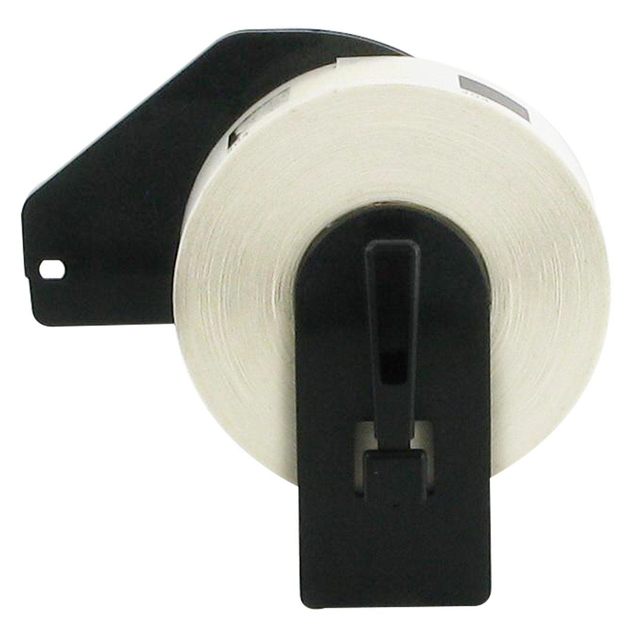 bubprint 5x Ruote Etichette compatibile per Brother DK-11204 #1204 17 x 54mm