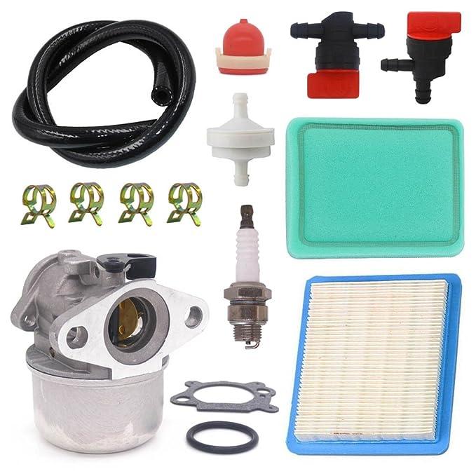 Amazon.com: nimtek 790120 carburador con filtro de aire ...