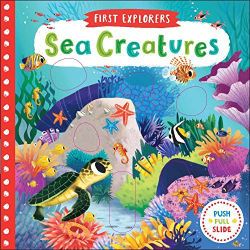 Sea Creatures (First (Sea Creatures For Children)