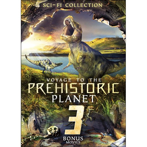 Voyage to the Prehistoric Planet Includes 3 Bonus Movies