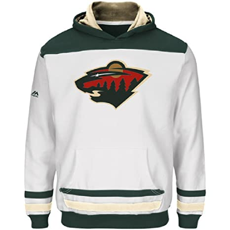 hot sale online 05100 c9a6c Amazon.com : NHL Youth Minnesota Wild Lil Double Minor ...