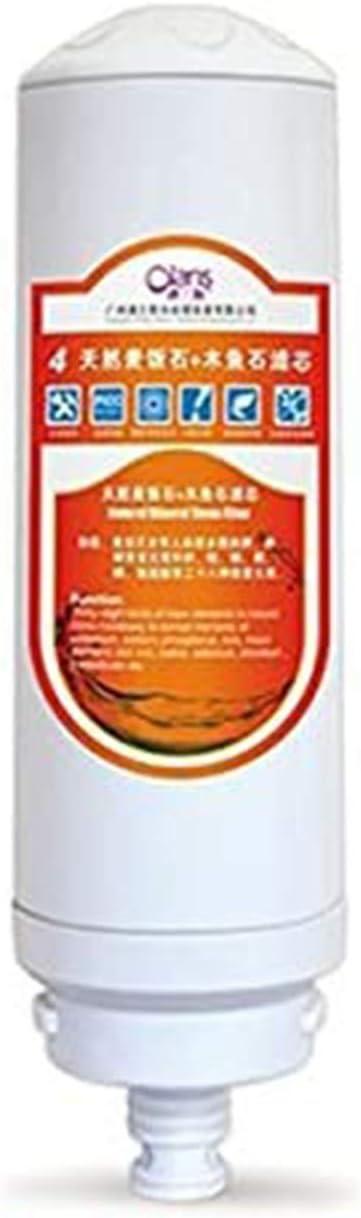 YATEK Filtro de Piedra Mineral Natural para purificador de Agua W01