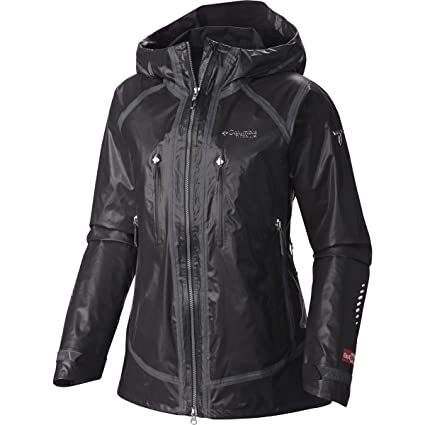Columbia Women's OutDry Ex Platinum Tech Shell Small Black