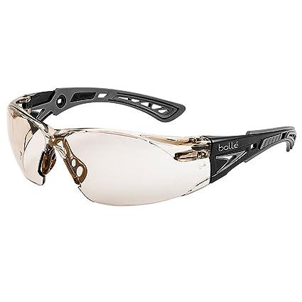Amazon.com: Bolle Safety Rush+ - Gafas de seguridad: Sports ...