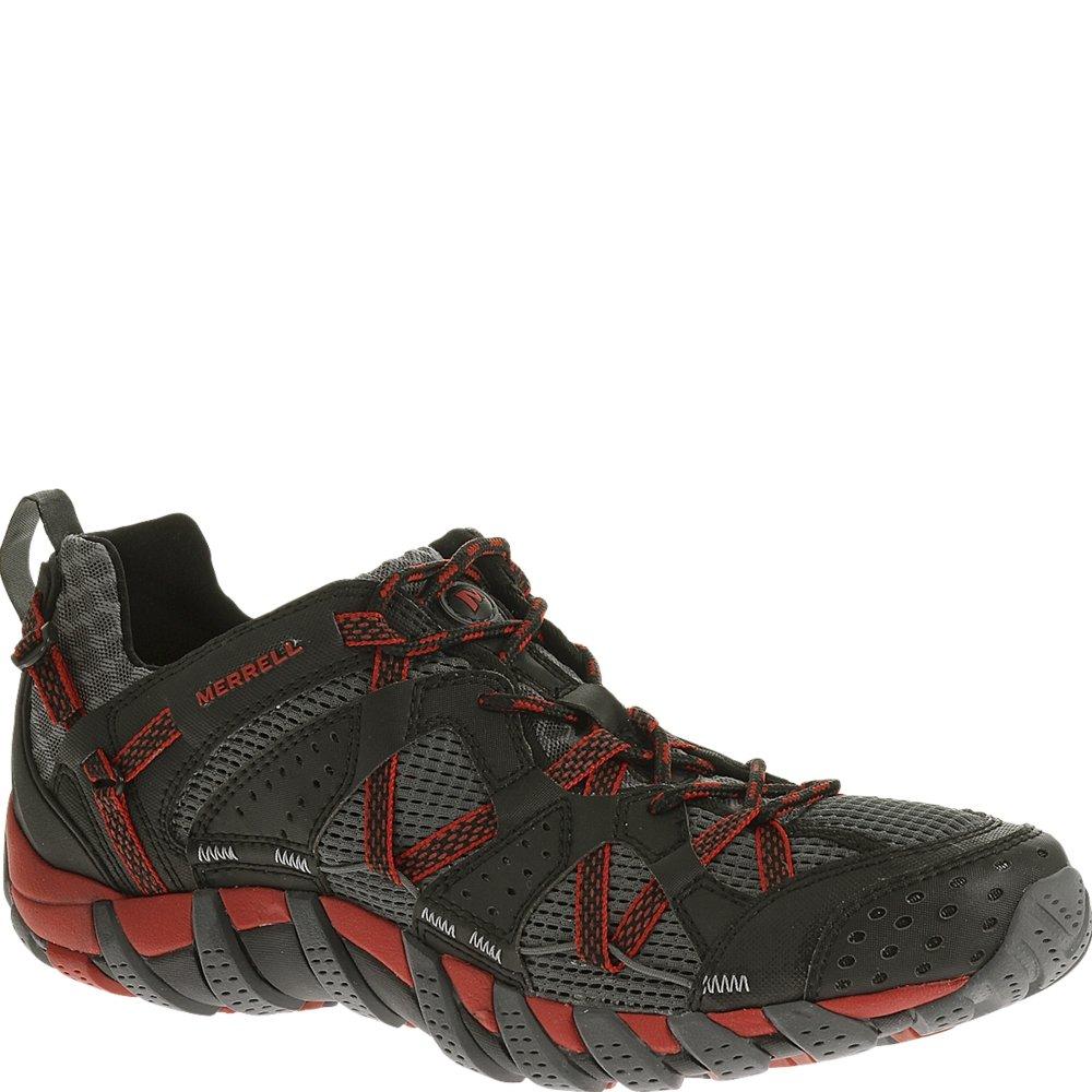 Merrell Men's Waterpro Maipo Water Shoe, Black/Red, 11 M US by Merrell