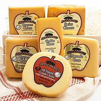 Red Apple Smoked Cheese - Cheddar (8 ounce)
