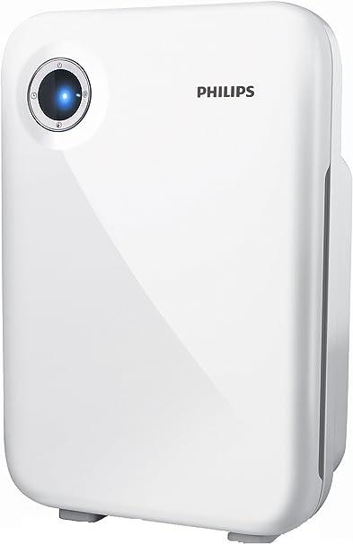 Philips Purificador de aire AC4012/10, 30 W, Acrilonitrilo butadieno estireno (ABS), 3 Velocidades, Blanco: Amazon ...