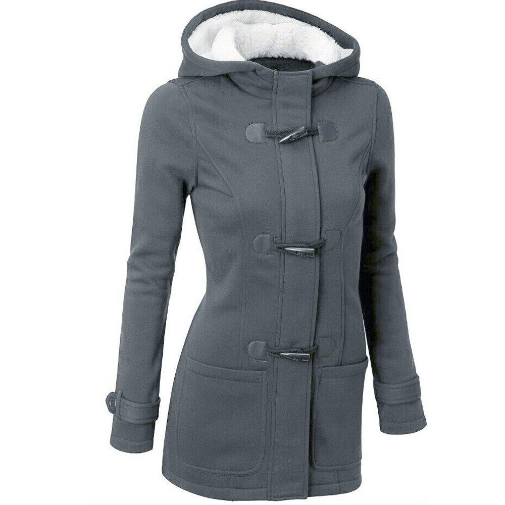 Women's Winter Coat, Long Jacket Trench Windbreaker Outwear Changeshopping Women' s Winter Coat Changeshopping Blouse change260